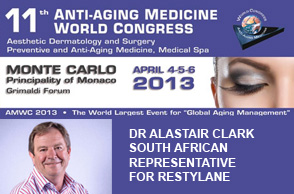 11th AMWC 2013 Anti-Aging Medicine World Congress