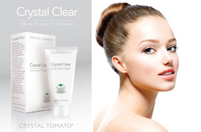 In Stock: Crystal Tomato Clarity Cream