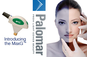 Introducing the MaxG™ – The Power of Optimized Light™ Optimized for Clearing Vessels, Vascular Lesions, and Pigmented Lesions