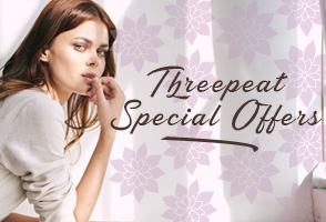Threepeat Special Offers this July 2020