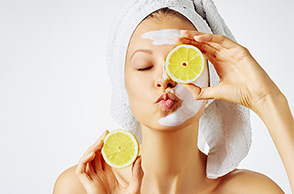 Detox your skin after the holidays