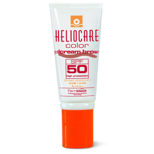 Heliocare Gelcream SPF 50 Brown